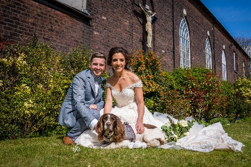 Loved by Your Cheshire & Merseyside Wedding magazine