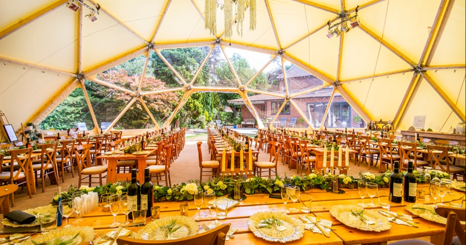 Image 1: Event in a Tent Ltd