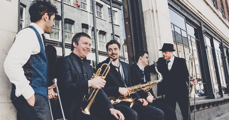 Image 2: Blue Lion Band