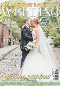 Issue 47 of Your Cheshire & Merseyside Wedding magazine