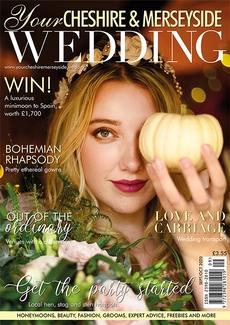 Issue 53 of Your Cheshire & Merseyside Wedding magazine