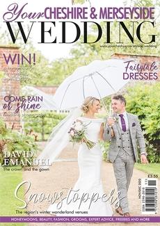 Issue 54 of Your Cheshire & Merseyside Wedding magazine