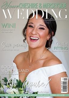 Issue 55 of Your Cheshire & Merseyside Wedding magazine
