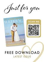 View a flyer to promote Your Cheshire & Merseyside Wedding magazine