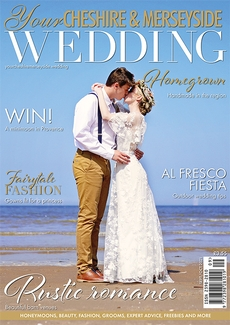 Issue 59 of Your Cheshire & Merseyside Wedding magazine