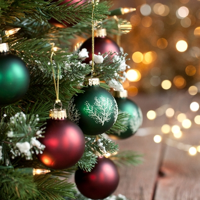 Christmas at Thornton Hall Hotel, Wirral