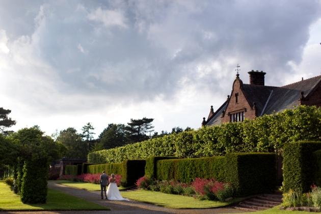 Thornton Manor Estate & Gardens, Wirral