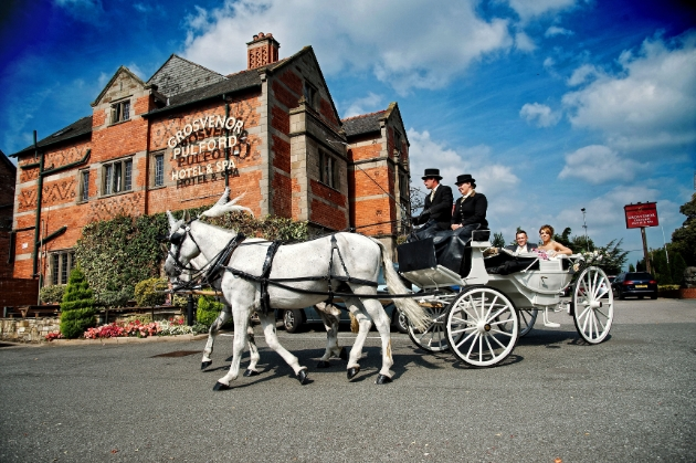 Grosvenor Pulford Hotel & Spa, Chester