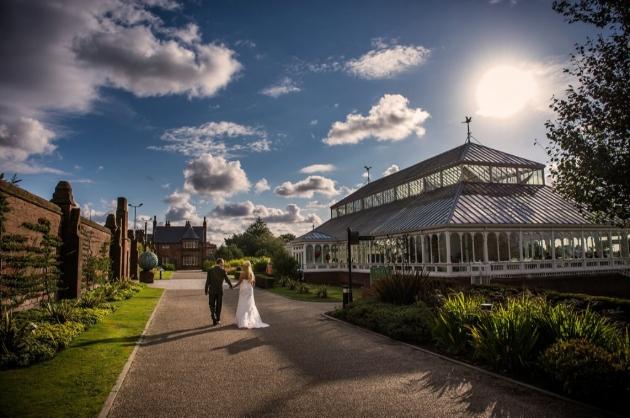 The Isla Gladstone Conservatory, Liverpool
