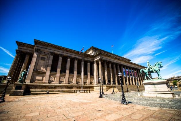St George's Hall, Liverpool