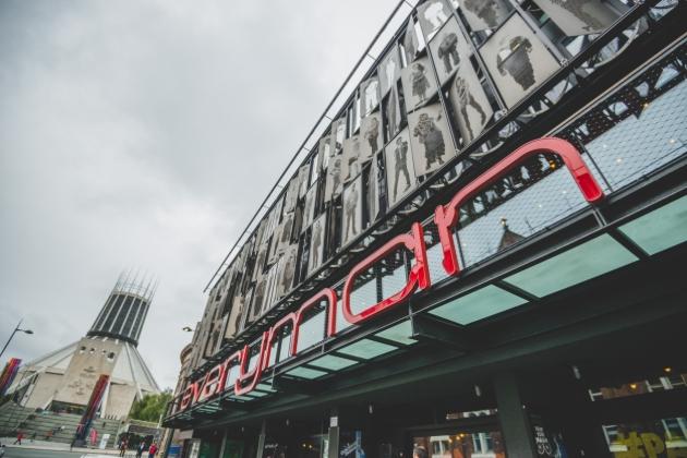 The Everyman Theatre, Liverpool