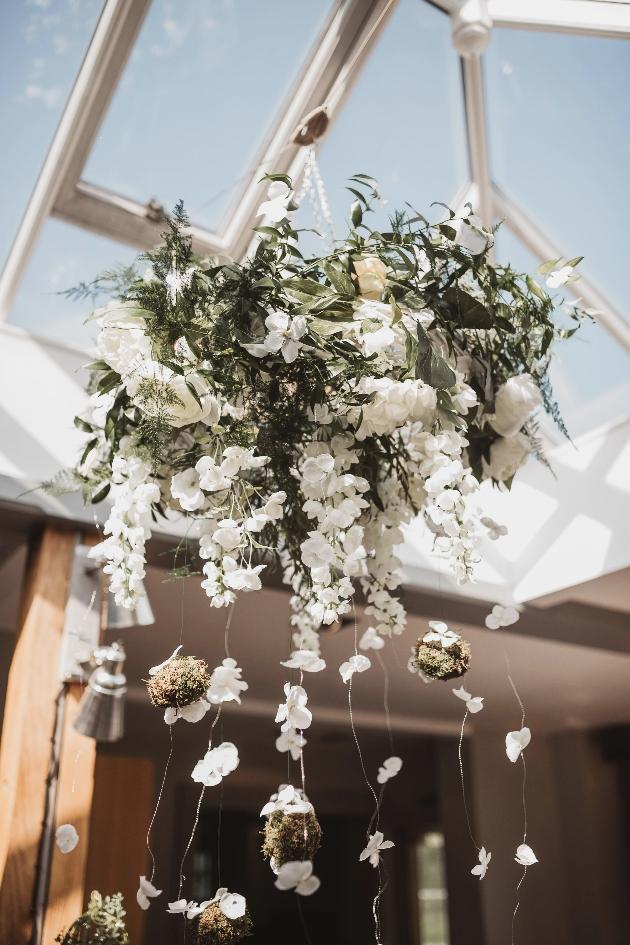 Overhead florals