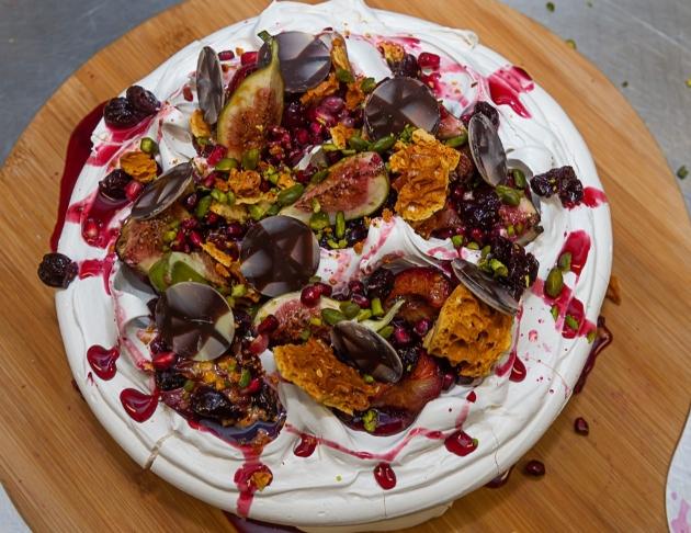 vegetarian moroccan tagine served as karen and davids wedding breakfast