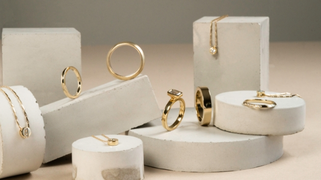 Showcase of the new range of Anuka jewellery