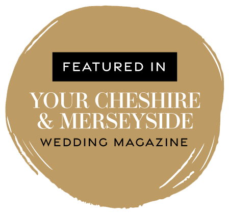 Featured in Your Cheshire & Merseyside Wedding magazine